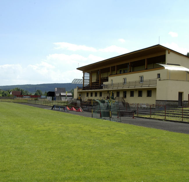 Úpice, fotbalový stadion Sparta